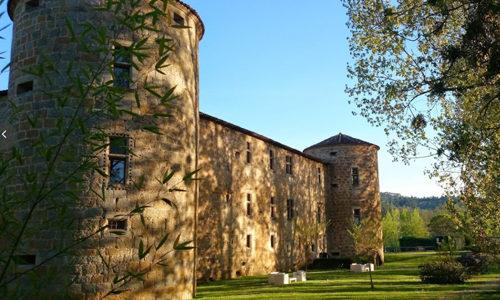 Château des Ducs de Joyeuse - Couiza