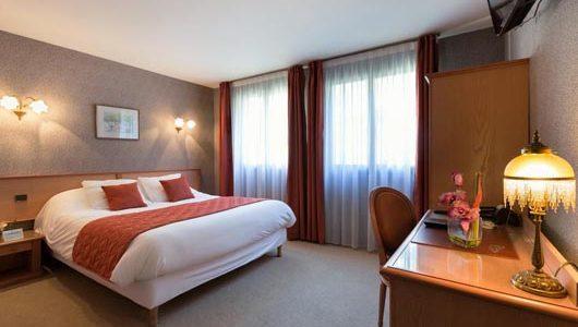 Chambre Hôtel de Clisson à Saint-Brieuc