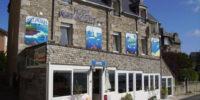 facade de l'hôtel port-jacquet Abicyclette Voyages à vélo