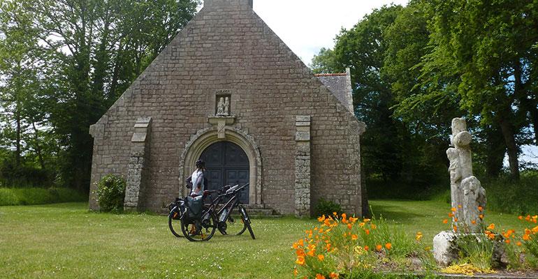 La Bretagne de port en port 5, chapelle bretonne