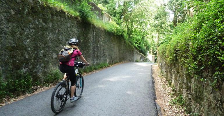 Cycliste portugal