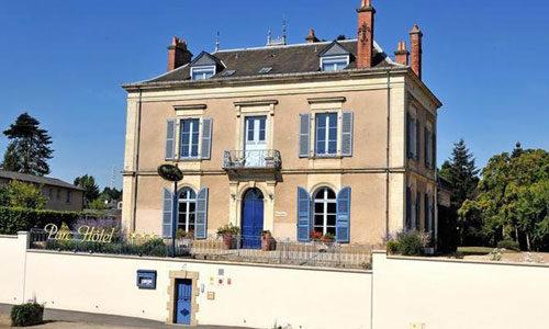 Hôtel Logis Parc Hôtel