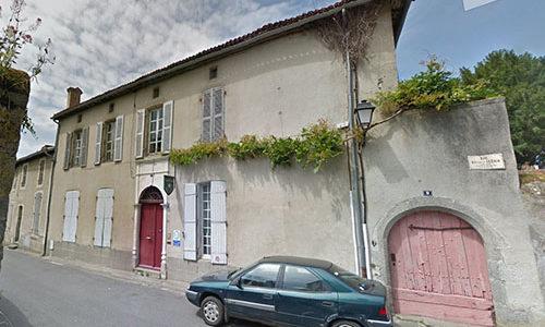 Photo façade Chambre d'hôtes le grand logis - Parthenay