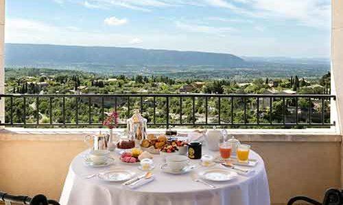 Hotel La Bastide de Gordes - Petit déjeuner
