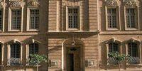 Hôtel la Mirande - Façade