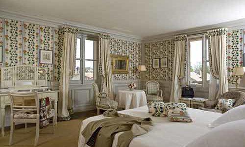 Hôtel la Mirande - Chambre