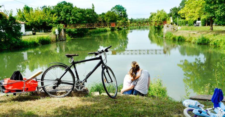 La Vélo Francette marais poitevin