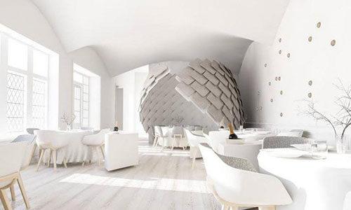 Hôtel La Maison des Têtes - Restaurant