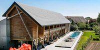 Hôtel des Berges - Piscine