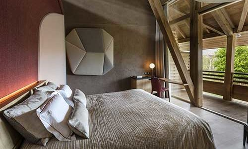 Hôtel des Berges - Chambre