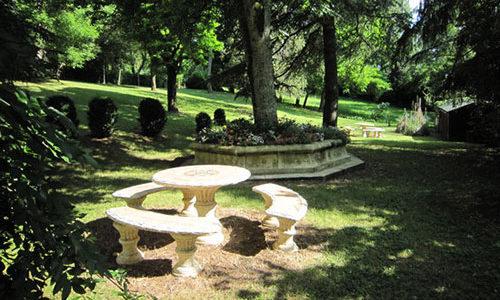 Parc de l'Hostellerie de la Bouriane