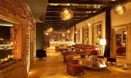 Hôtel 5 Terres & Spa - Salon