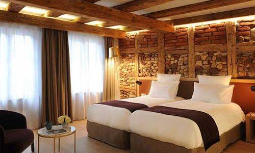 Hôtel 5 Terres & Spa - Chambre