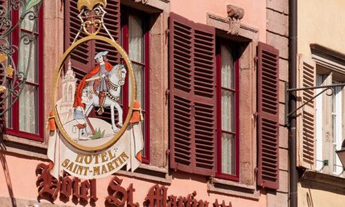 Hôtel Saint-Martin - Colmar