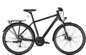 La gamme Voyage de tuscany ride a bike