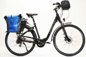 La gamme Électrique de Voyage France Vélo