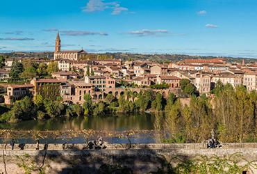 L'Occitanie Sud Ouest à vélo