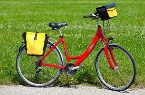 vélo location Autriche avec sacoches