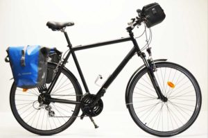 La gamme supérieur de Voyage France Vélo
