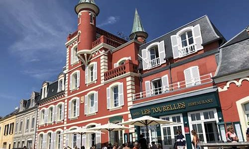Hôtel Restaurant les Tourelles