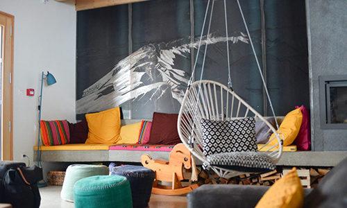Vercors Zecamp salon détente