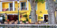 Hotel de l'étang à Cucuron