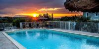hôtel le Gardon à Collias