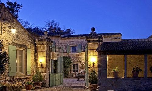 Hôtel mas de Provence Tarascon