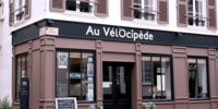 Chambre d'hôte Au vélocipède