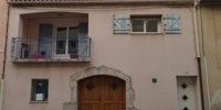 façade chambre d'hôtes porto II - Sete