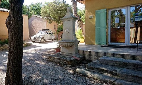 Hôtel les Oliviers Luberon