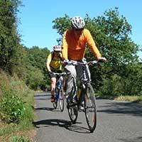 voyage à vélo entre copains
