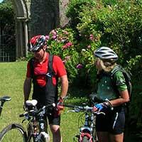 témoignage d'une famille qui voyage à vélo