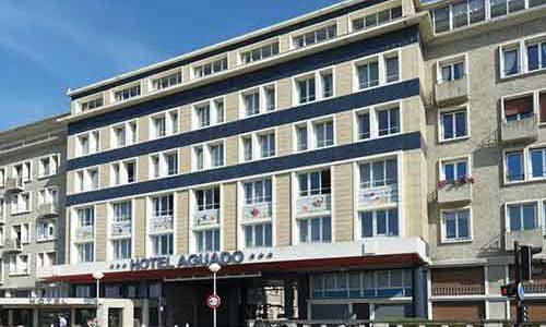 Hôtel Aguado DIEPPE