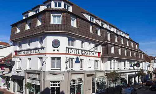 Hôtel Red Fox LE TOUQUET
